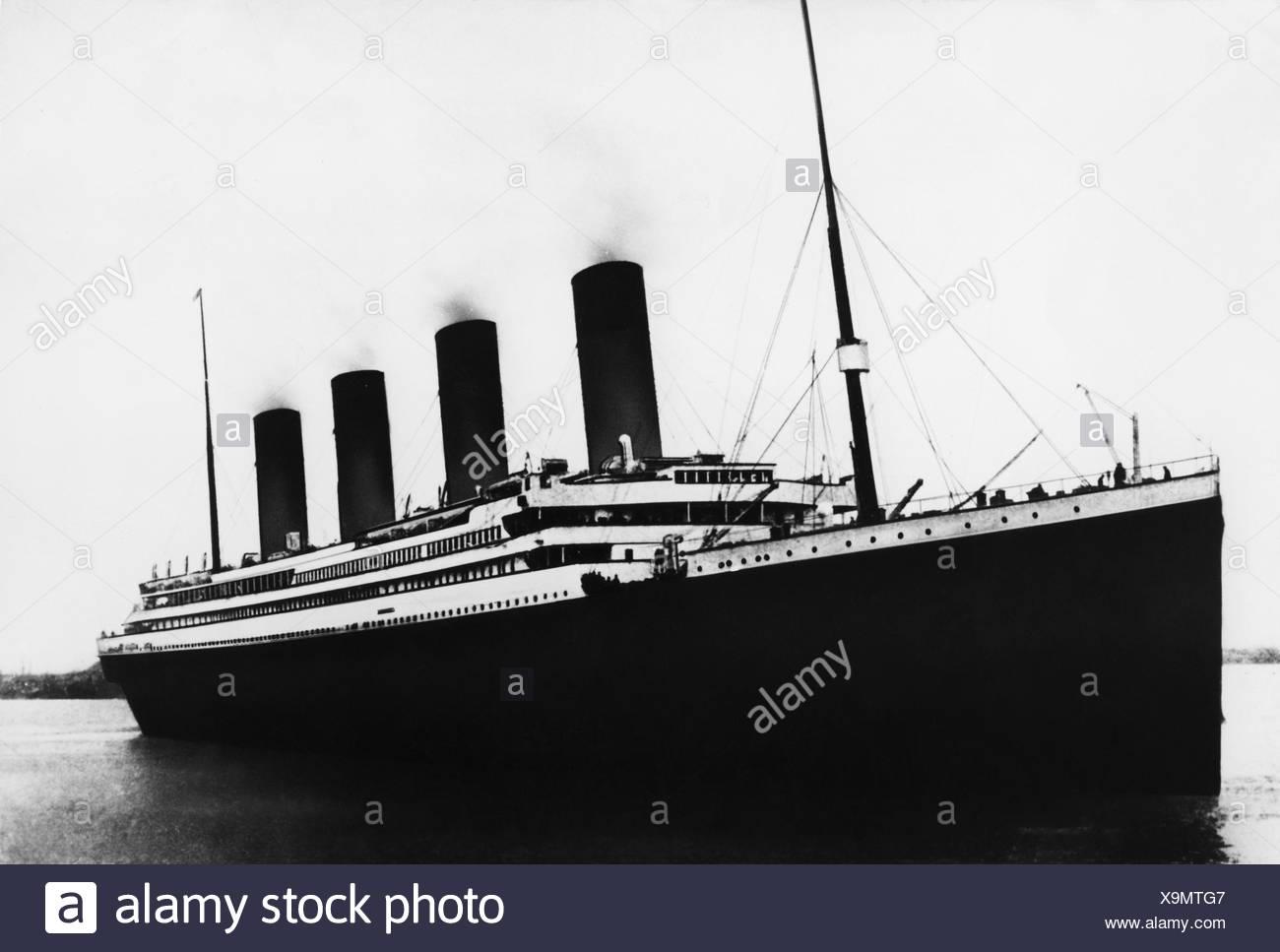 U-pb Datierung von Titanic