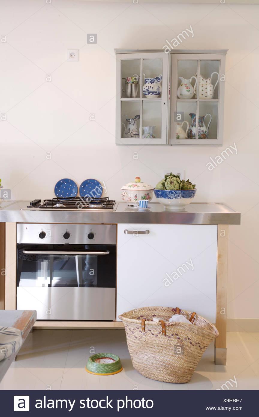 Schön Kleine Landküche Bilder Fotos - Küchenschrank Ideen ...