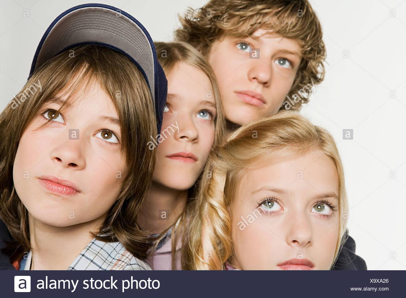 Teenager pic