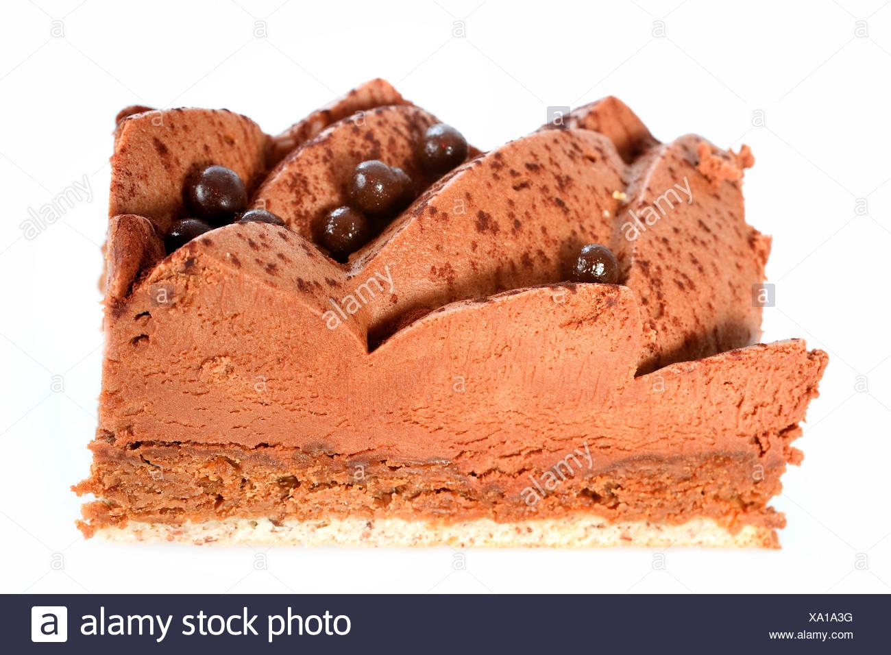 Oper Zucker Kuchen Torte Kuchen Sahne Franzosisch Dessert