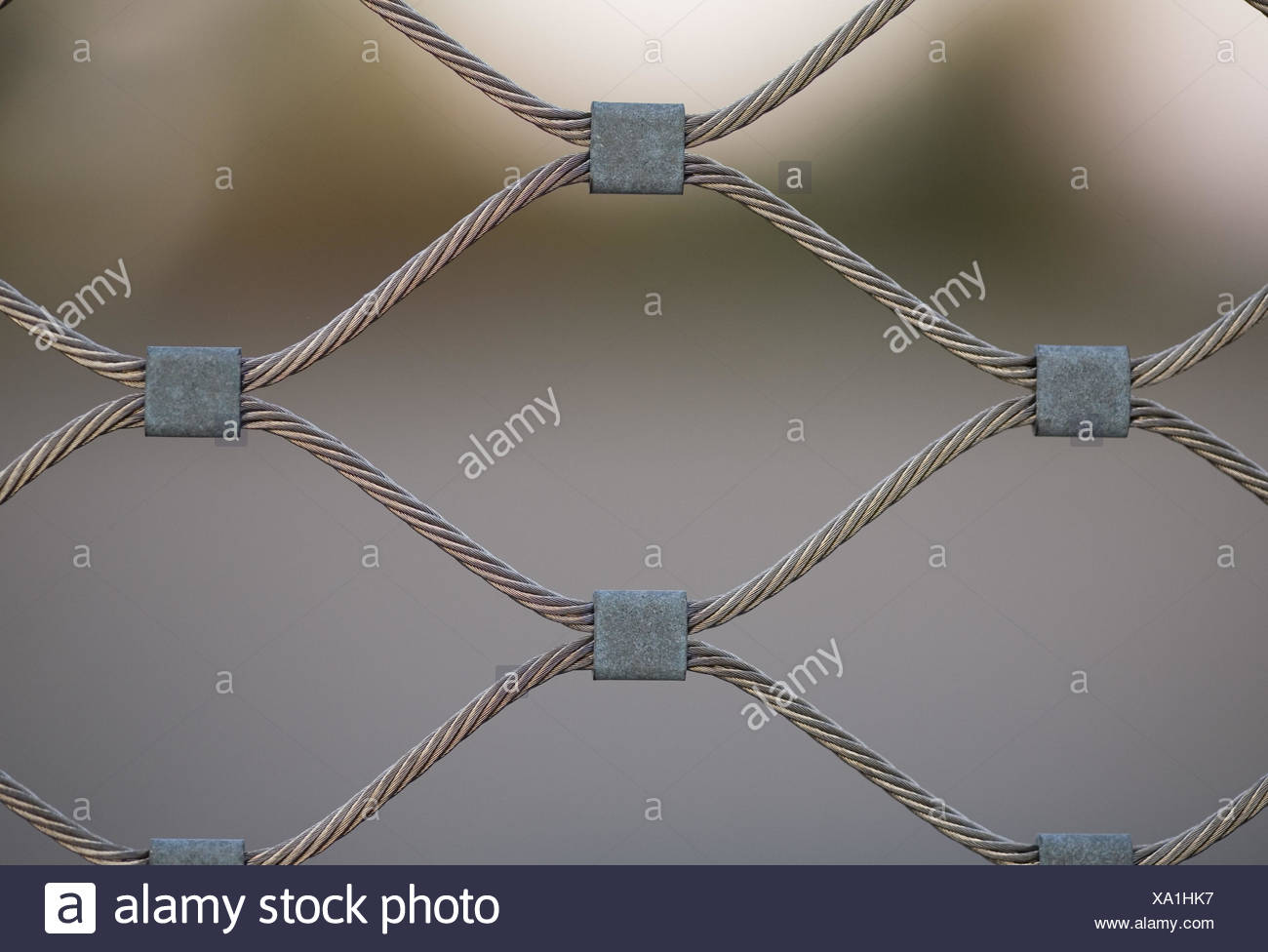 Wire Rope Connection Stockfotos & Wire Rope Connection Bilder - Alamy