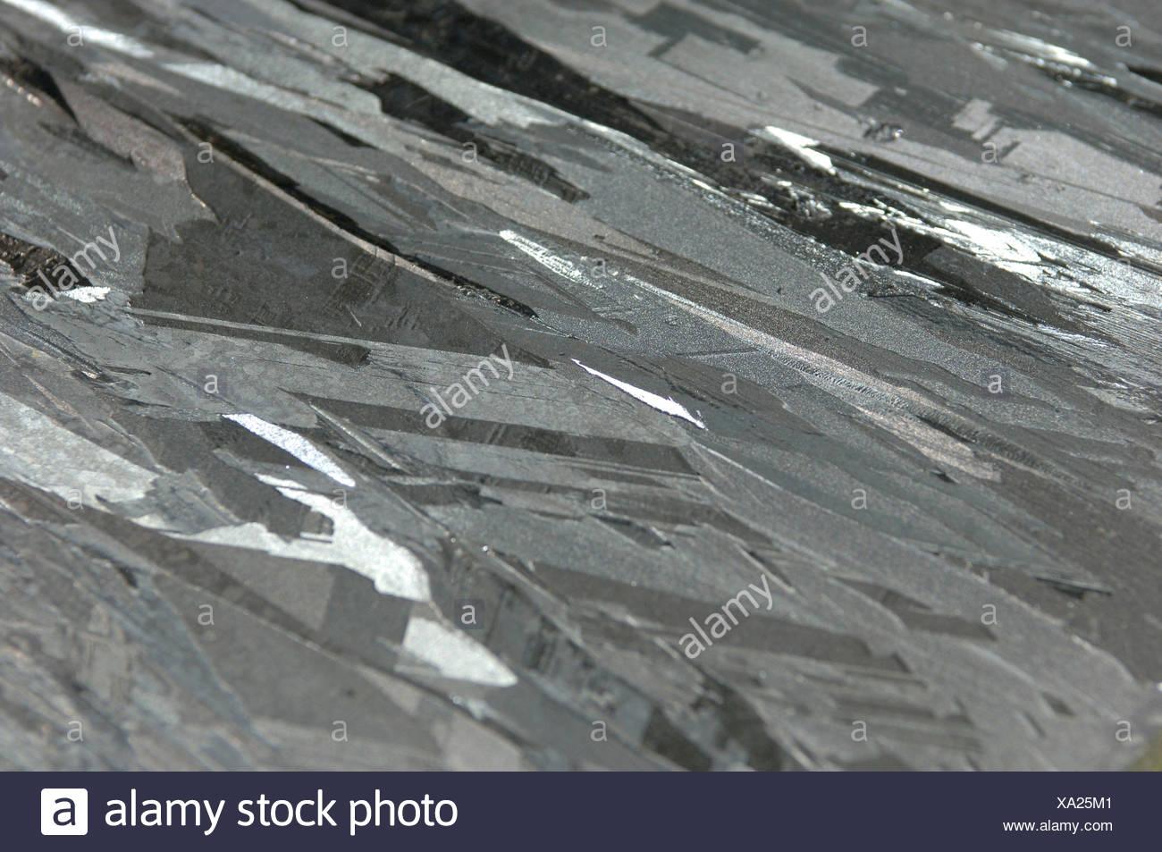 Chemisches Element Silizium Stockbild