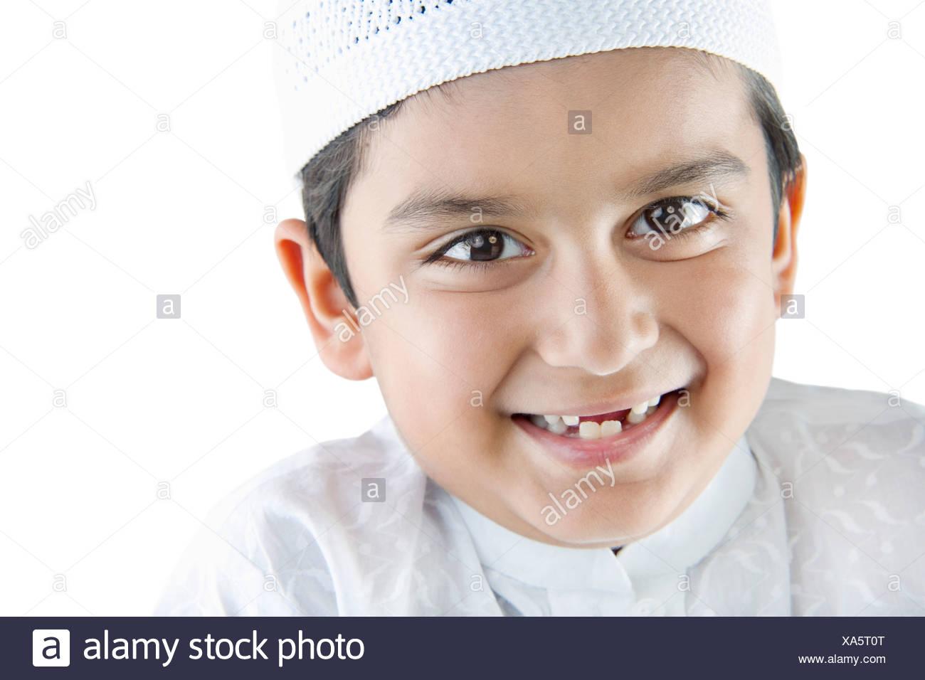 Datierung eines jüngeren muslimischen Mannes