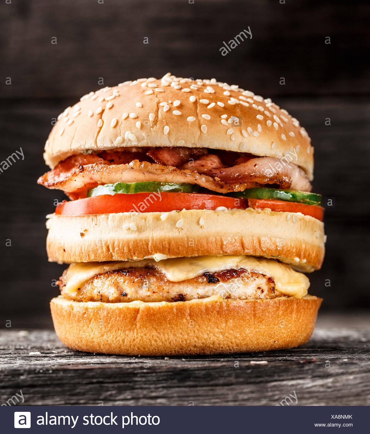 doppel chickenburger