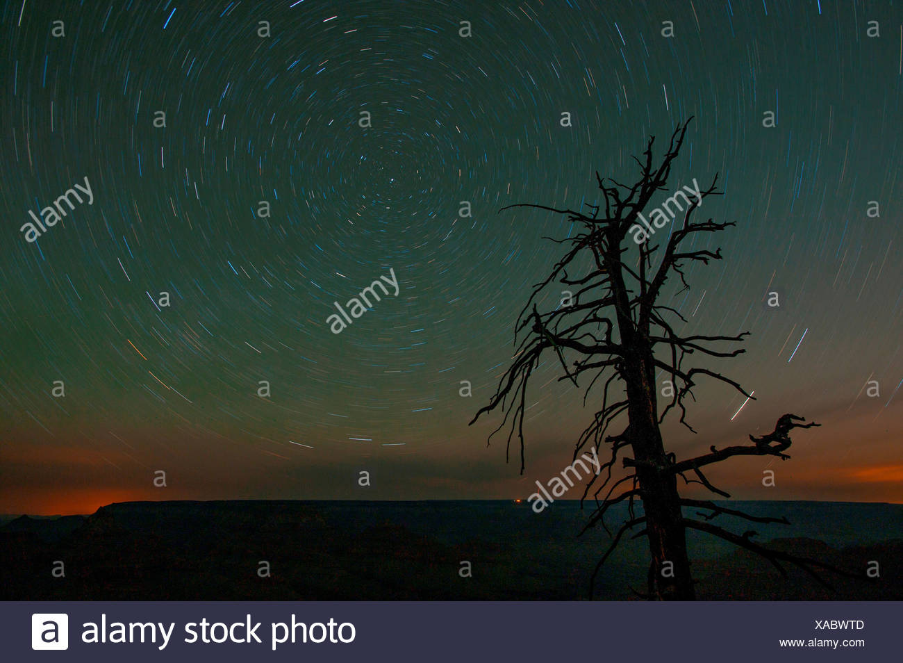Dämmerung Co-Sterne datiert