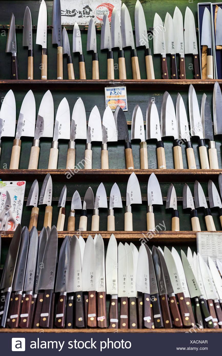Knives Stockfotos & Knives Bilder - Alamy