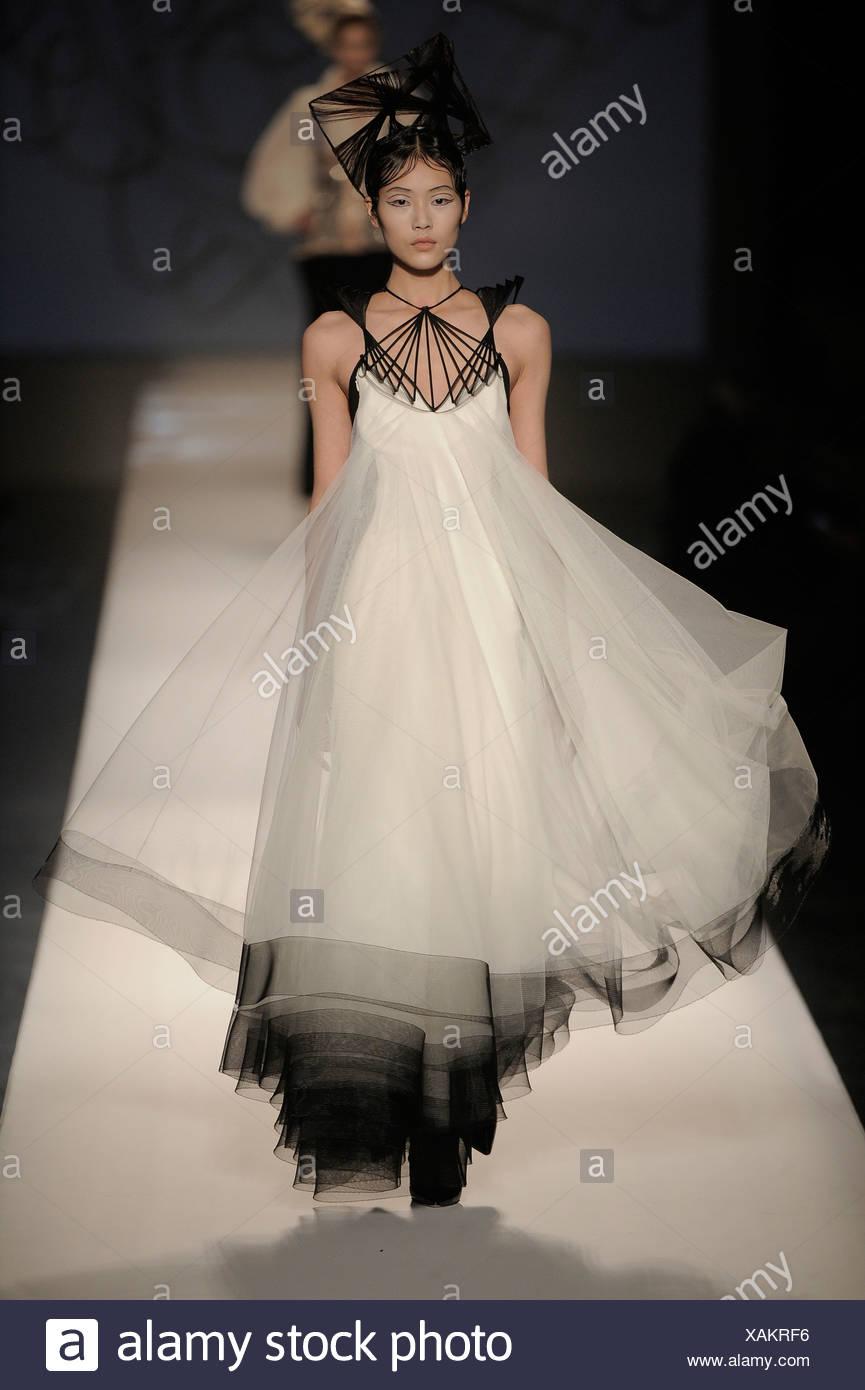 Jean Paul Gaultier Paris Haute Couture Frühjahr Sommer ...