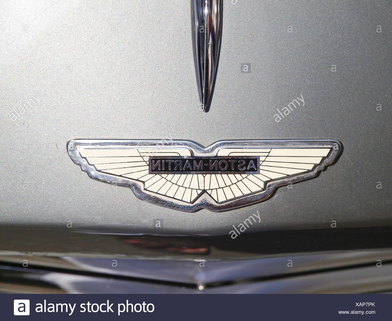 Aston Martin, Italien, Lombardia, Brescia Stockbild