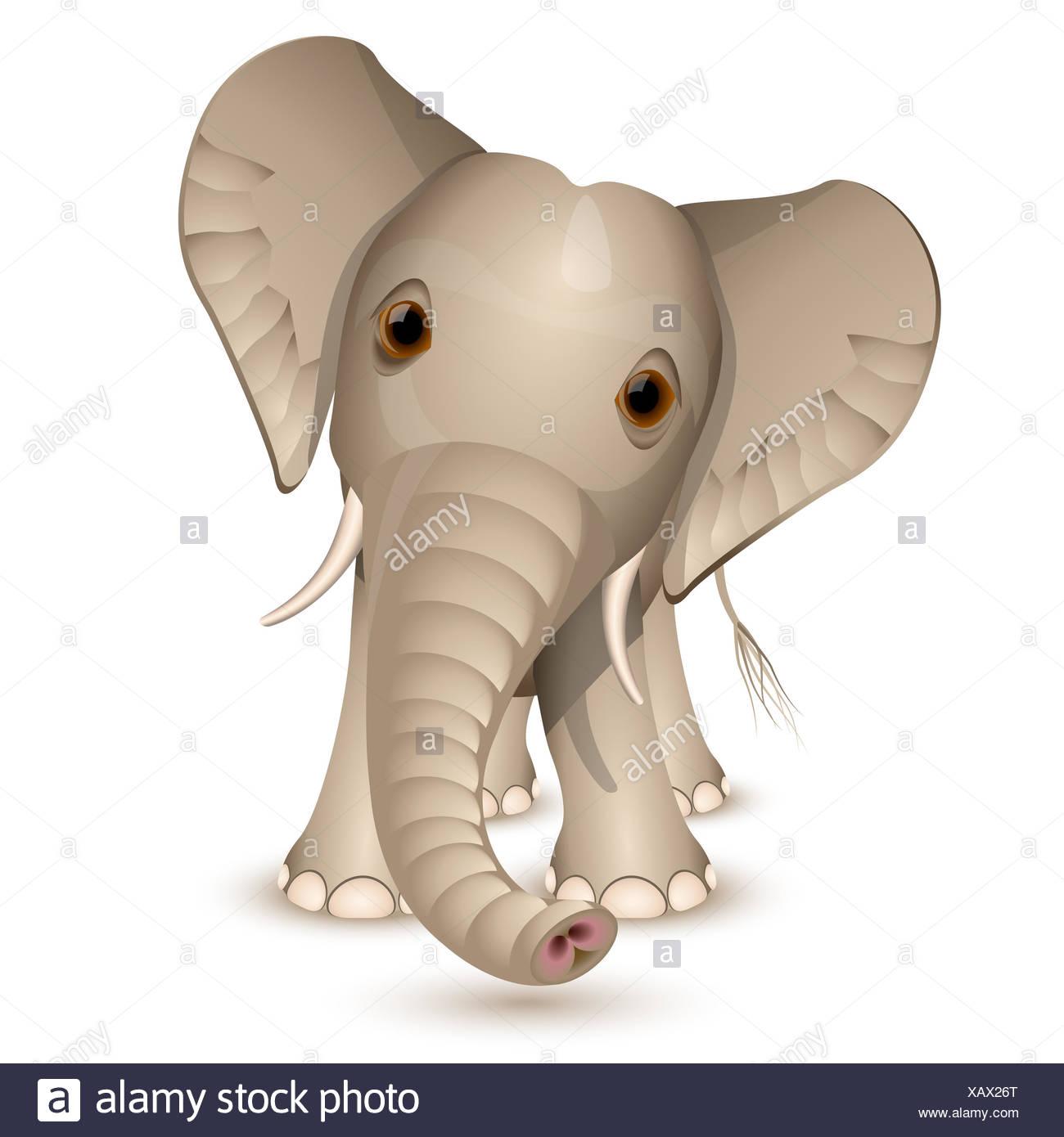 Nett Süße Elefanten Malvorlagen Fotos - Malvorlagen Ideen - blogsbr.info