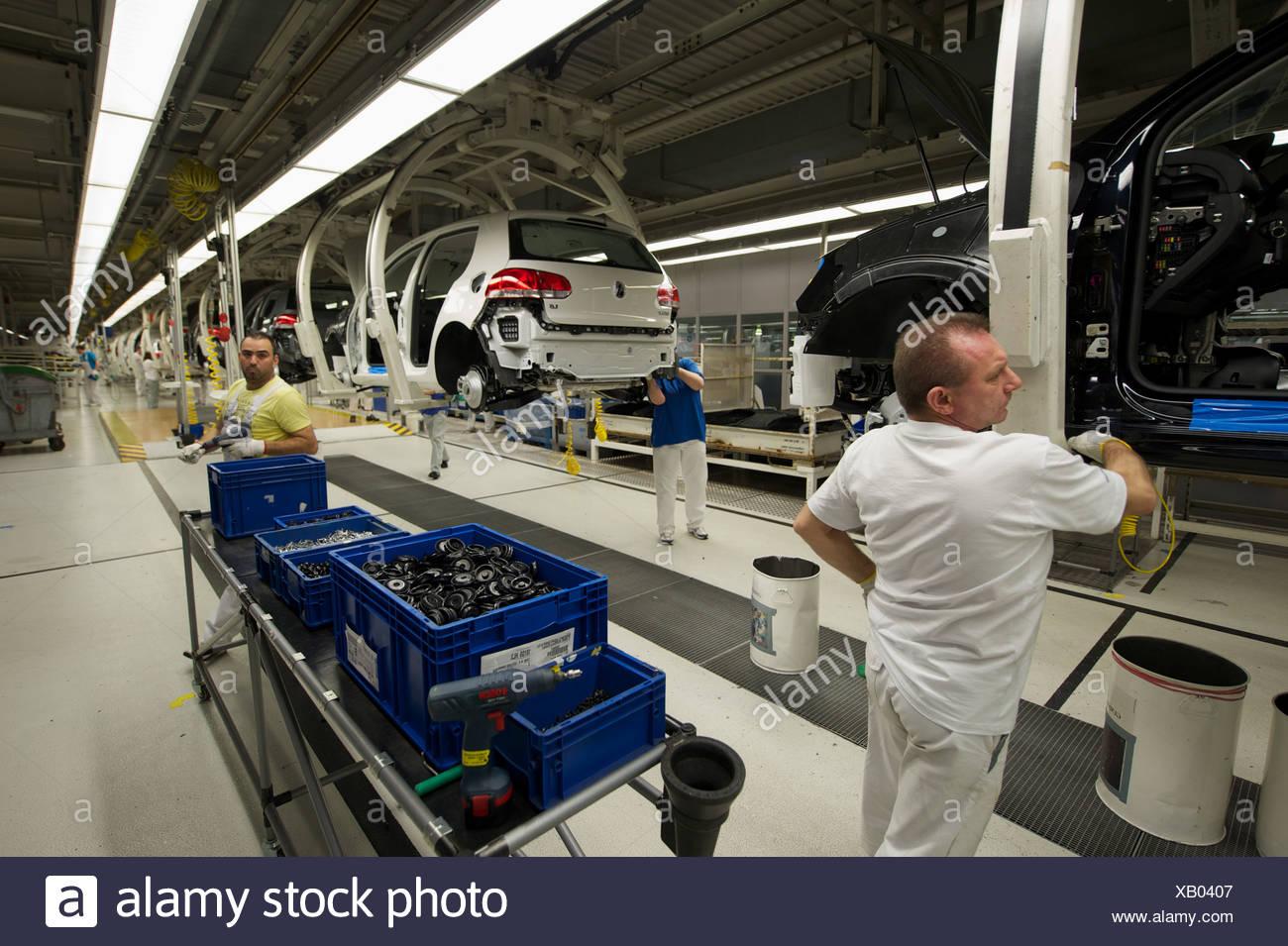 Produktion Deutschland