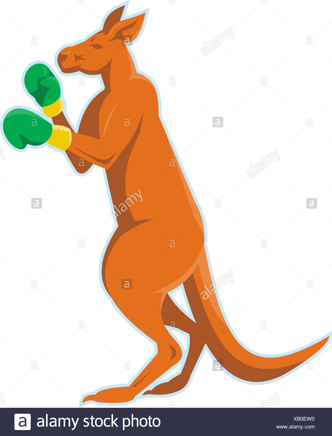 Berühmt Baby Känguru Färbung Seite Zeitgenössisch - Beispiel ...
