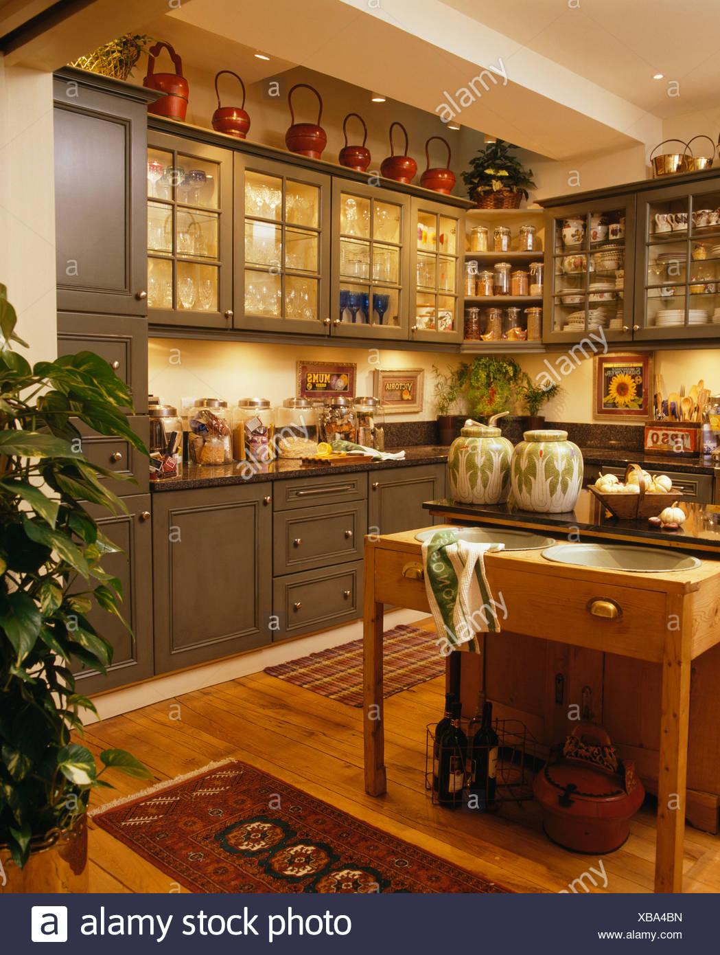 Großzügig Küche Bemalungen Bilder Zeitgenössisch - Küche Set Ideen ...