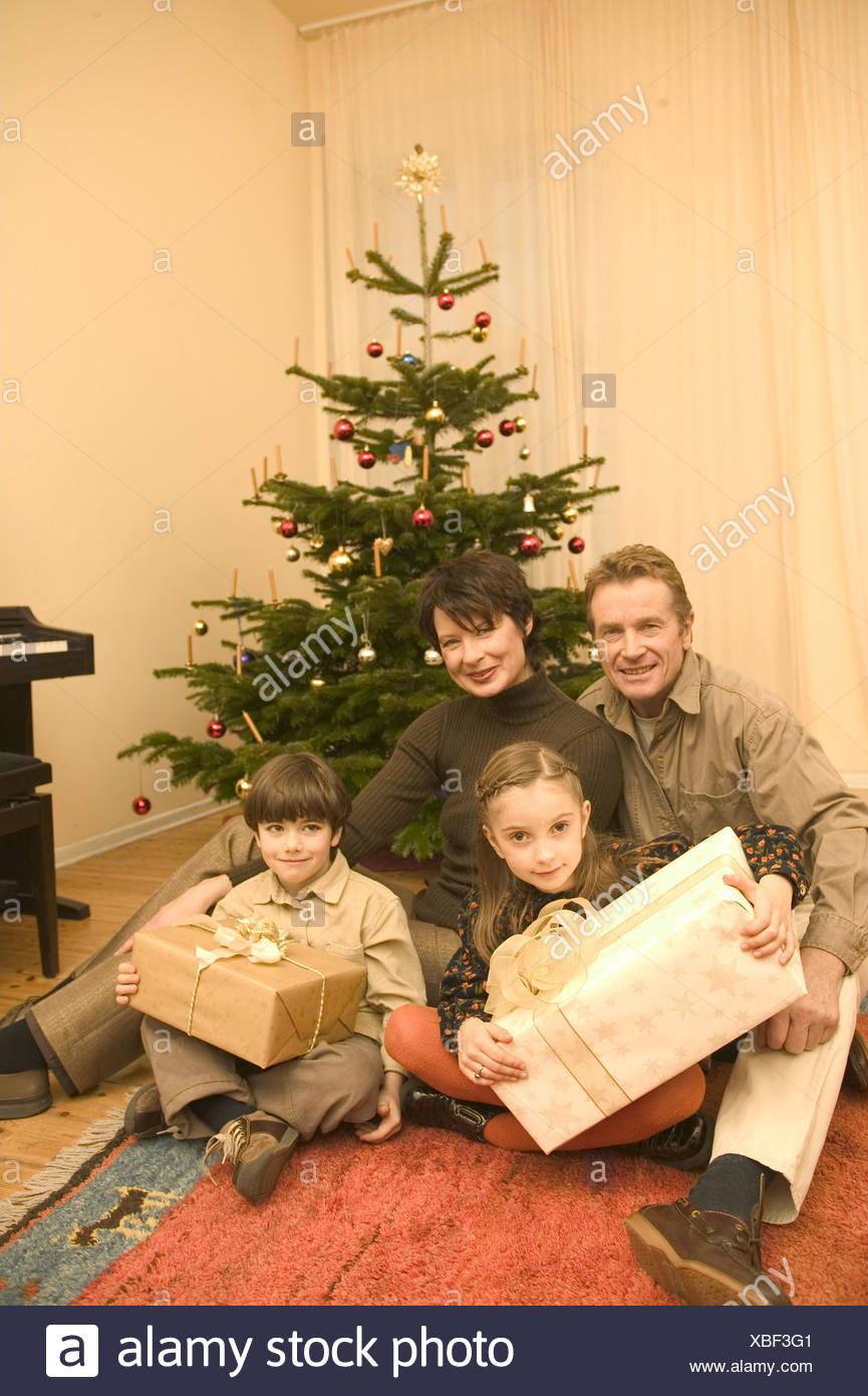 Weihnachten, Aufenthaltsräume, Familie, Vertrieb präsentiert ...
