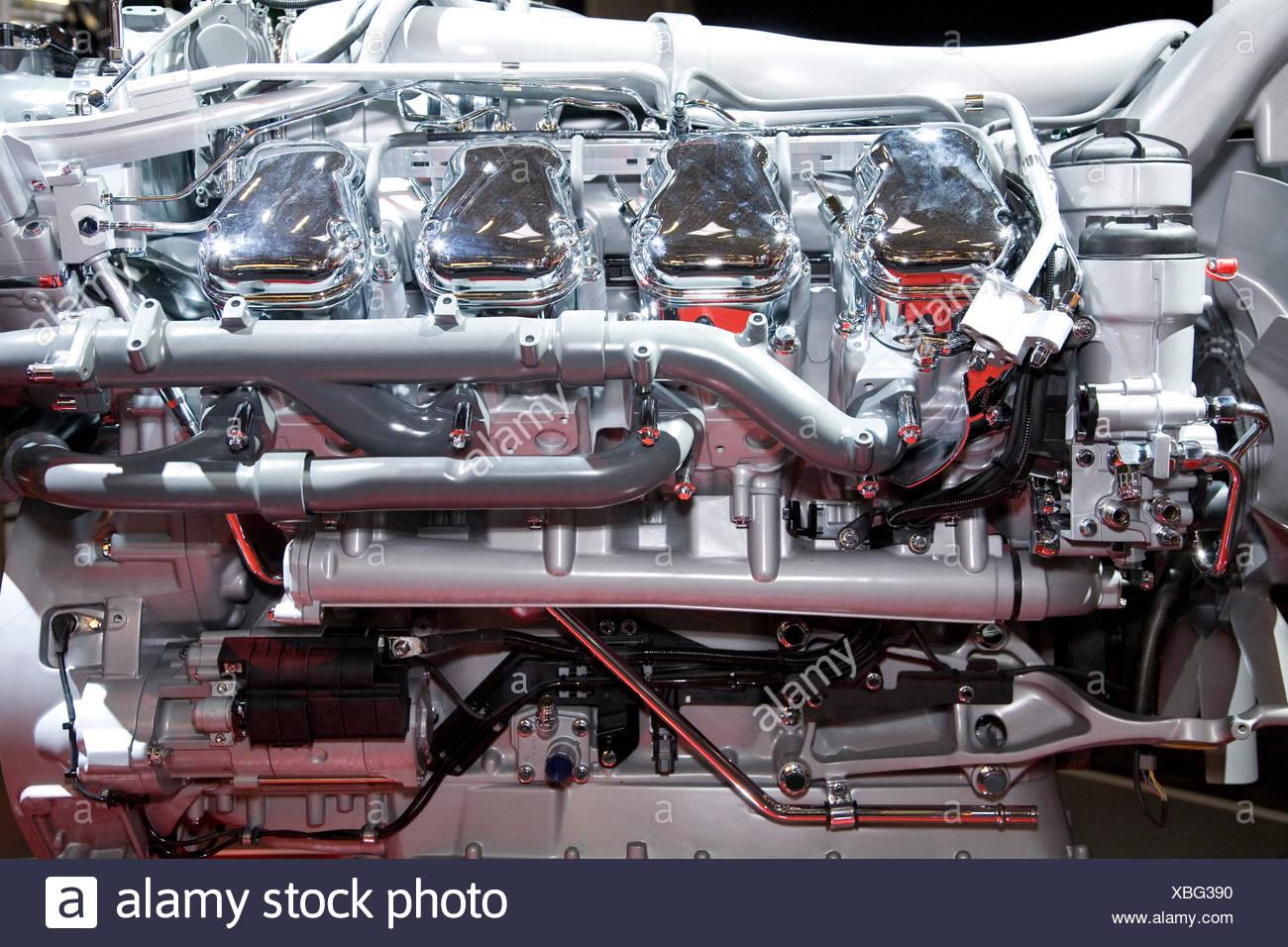 Diesel Motor Engine Stockfotos & Diesel Motor Engine Bilder - Alamy