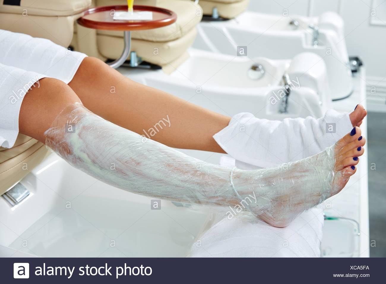 Beine frischhaltefolie