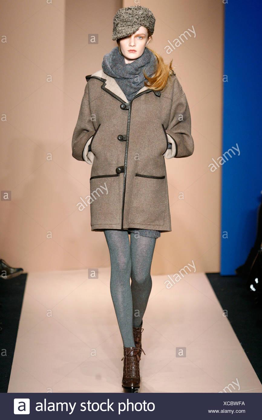 DKNY New York bereit zu tragen Herbst Winter A single