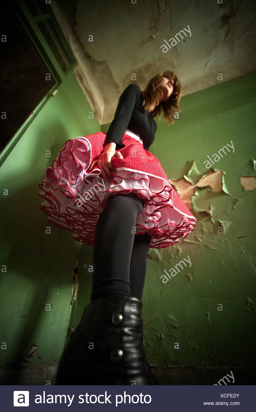 6864cceeb110a9 Rockabilly Woman Stockfotos & Rockabilly Woman Bilder - Alamy