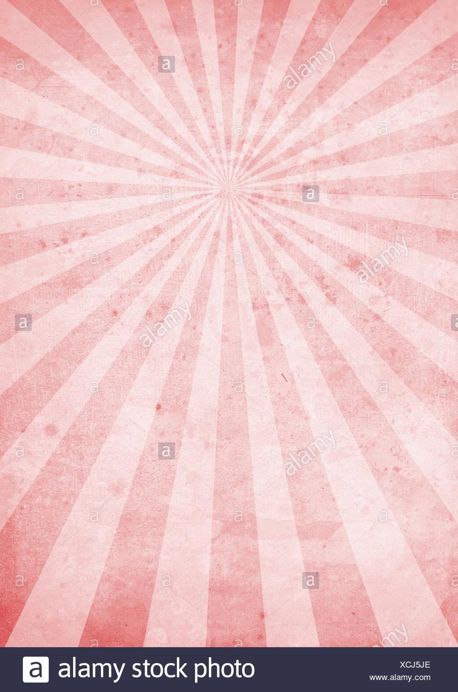 Ray Strahlen abstrakt Stockbild