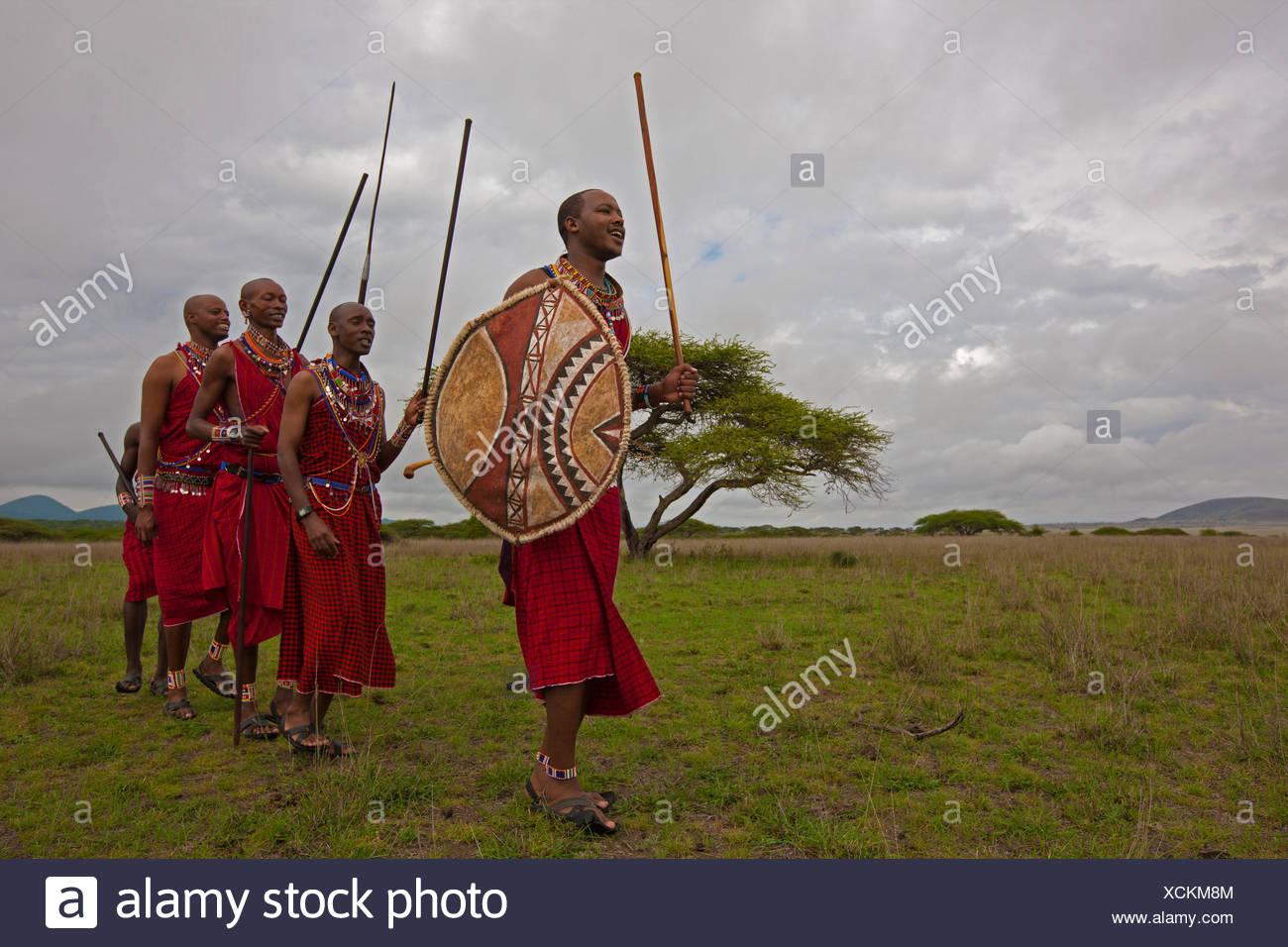 kenianische männer