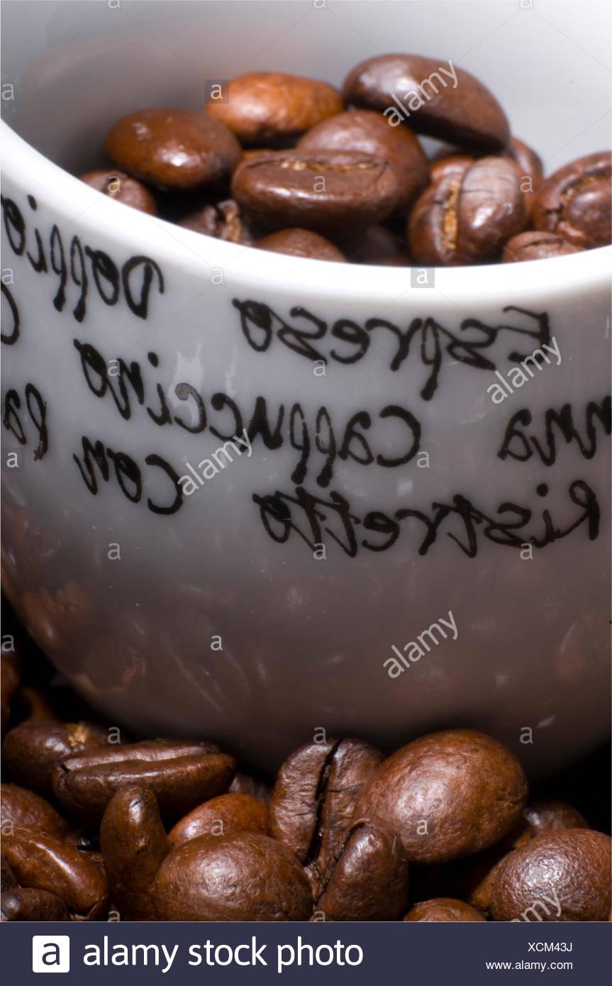 Espresso Stockbild
