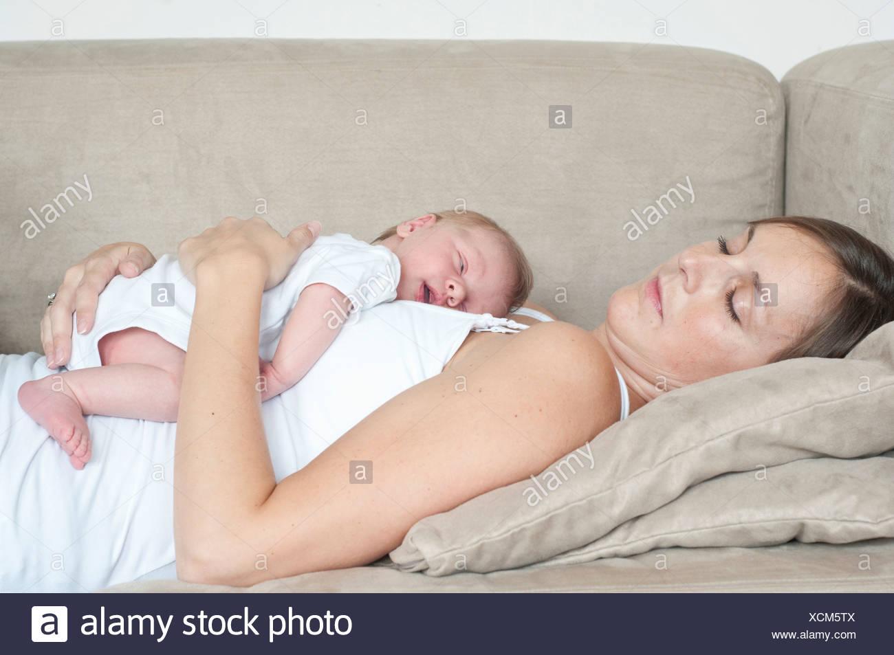 Mutter SchläFt Mit Sohn
