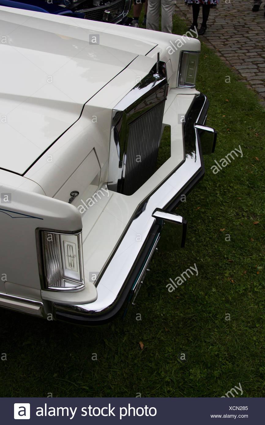 Lincoln Continental Mark 4 Stockbild