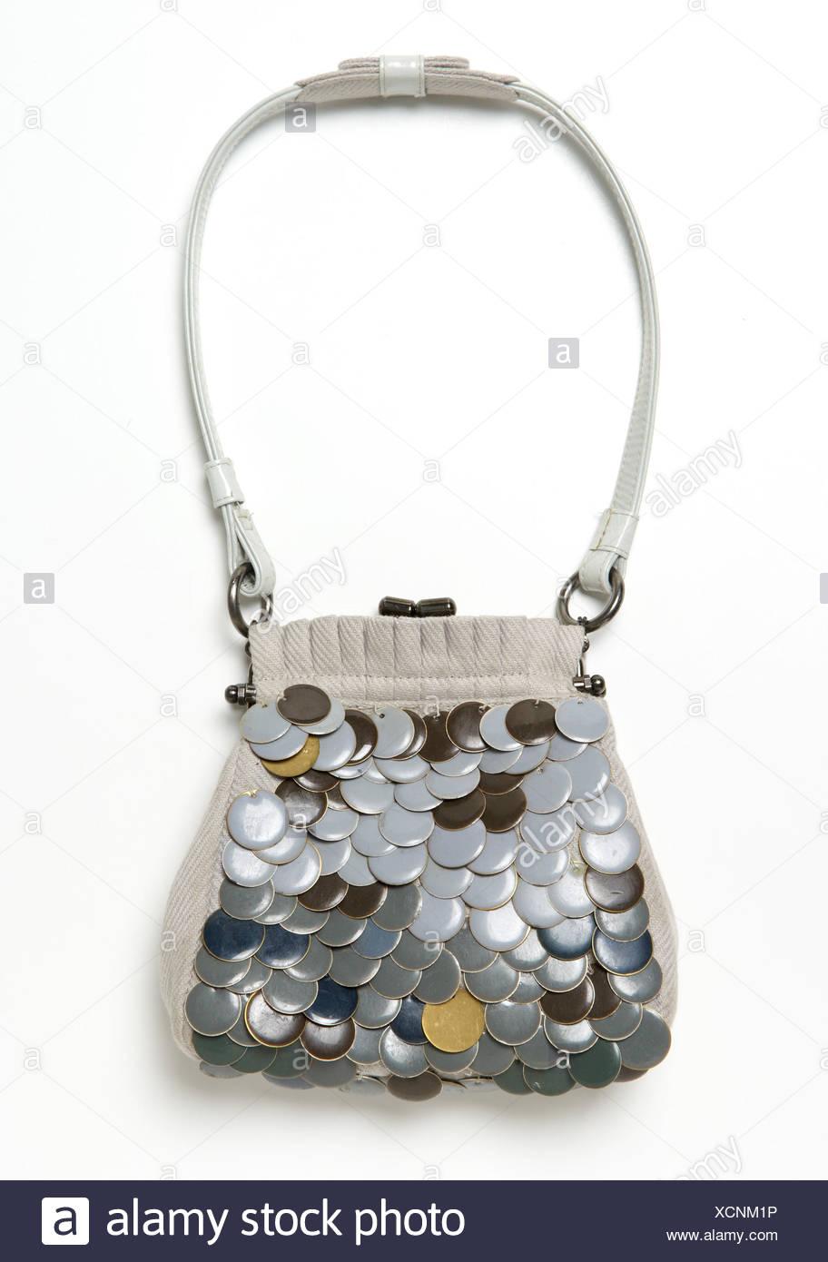 Damen Tasche SILBER Portemonnaie Moskau Russland