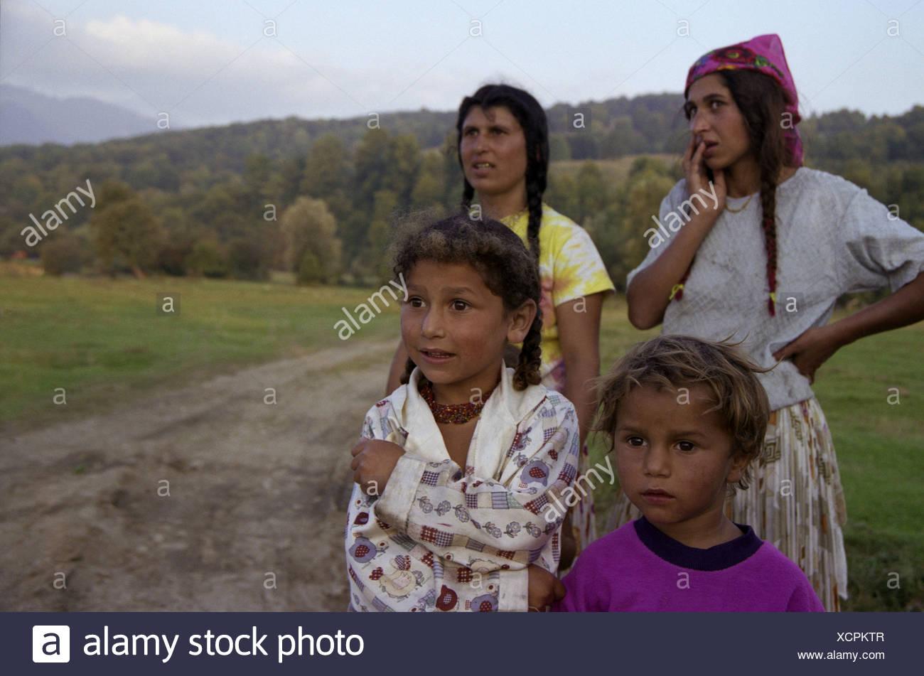 Rumänische Zigeuner