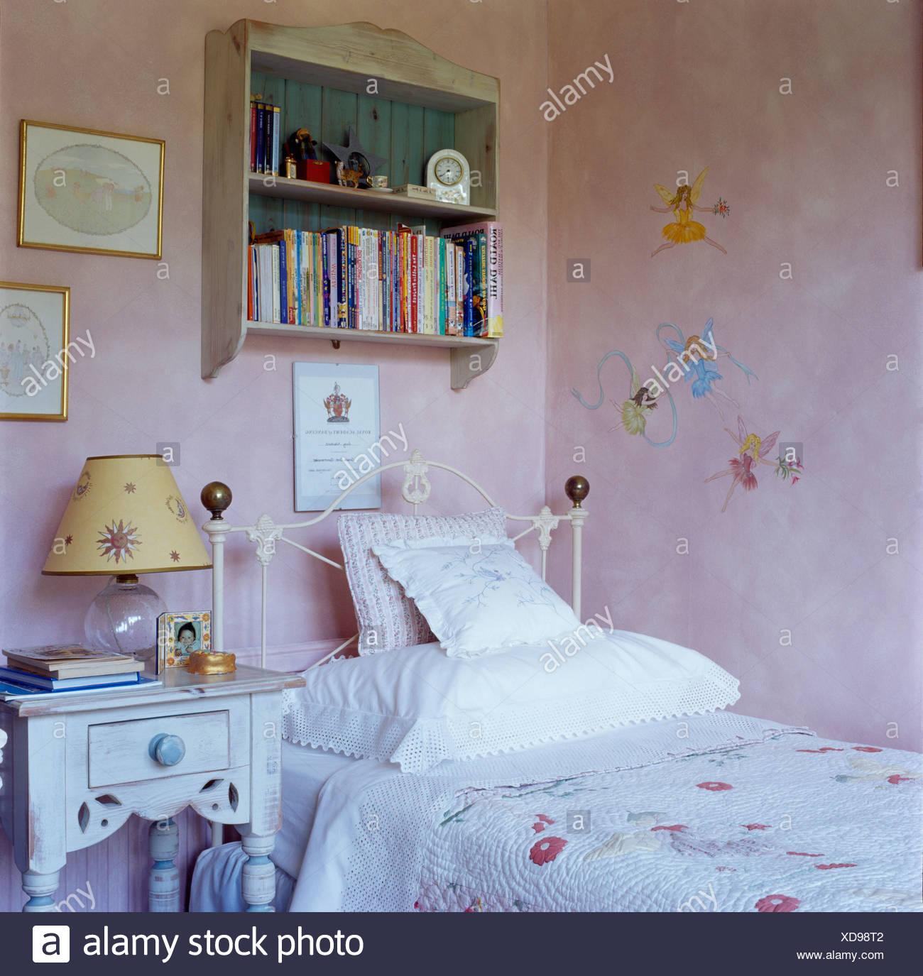 Erfreut Kinderzimmer Lila Rosa Galerie - Das Beste Architekturbild ...