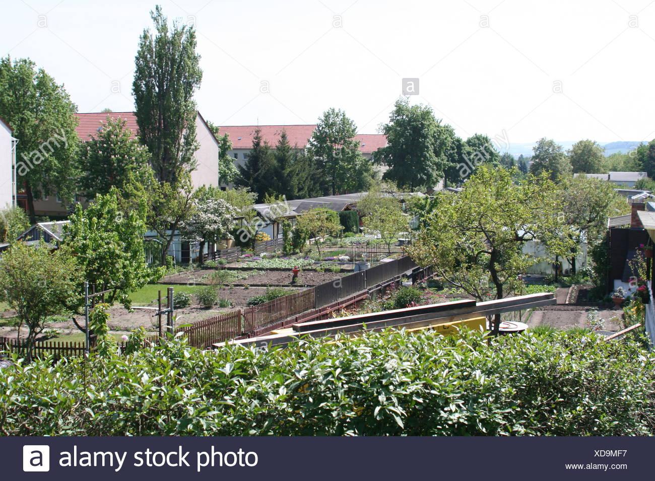 Gartenbeete Zaun Erholung Garten Gartenzaun Schrebergarten Aus Holz