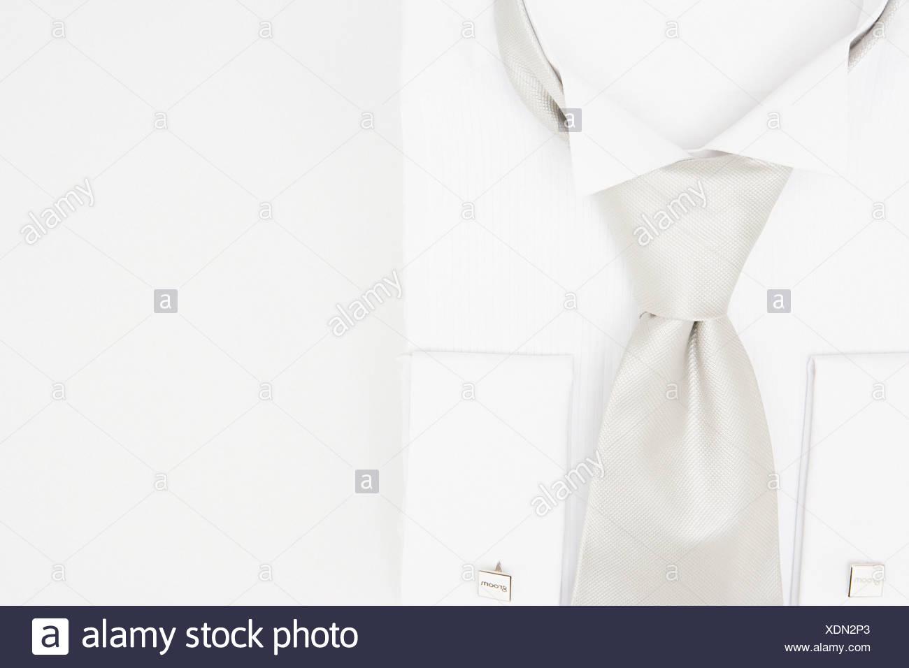 Bridgegroom Hemd Stockbild