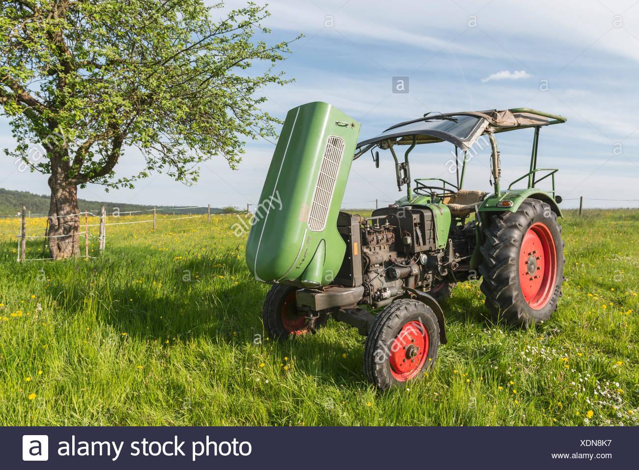 michelstadt hessen deutschland traktor fendt farmer 2. Black Bedroom Furniture Sets. Home Design Ideas