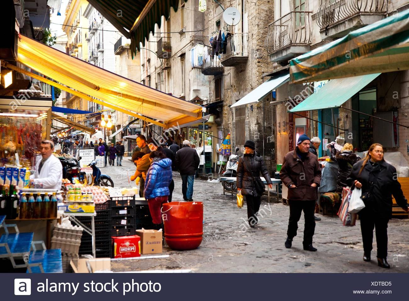 Mercato di porta nolana stockfotos mercato di porta - Mercato di porta nolana ...