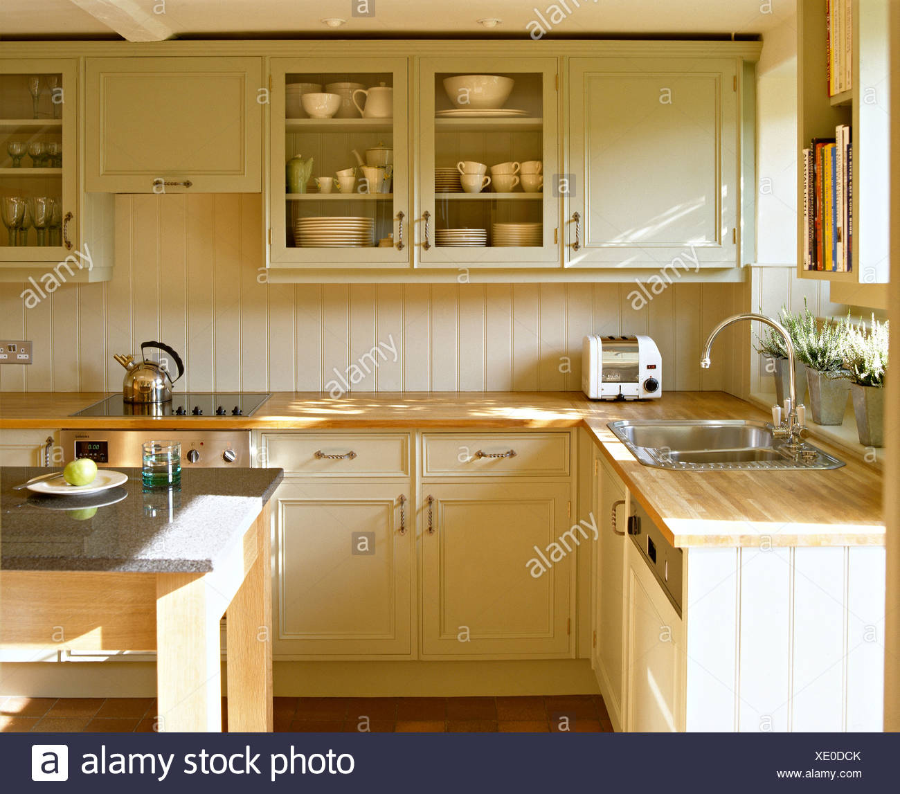 Niedlich Shaker Küchenschrank Ideen Ideen - Küchenschrank Ideen ...