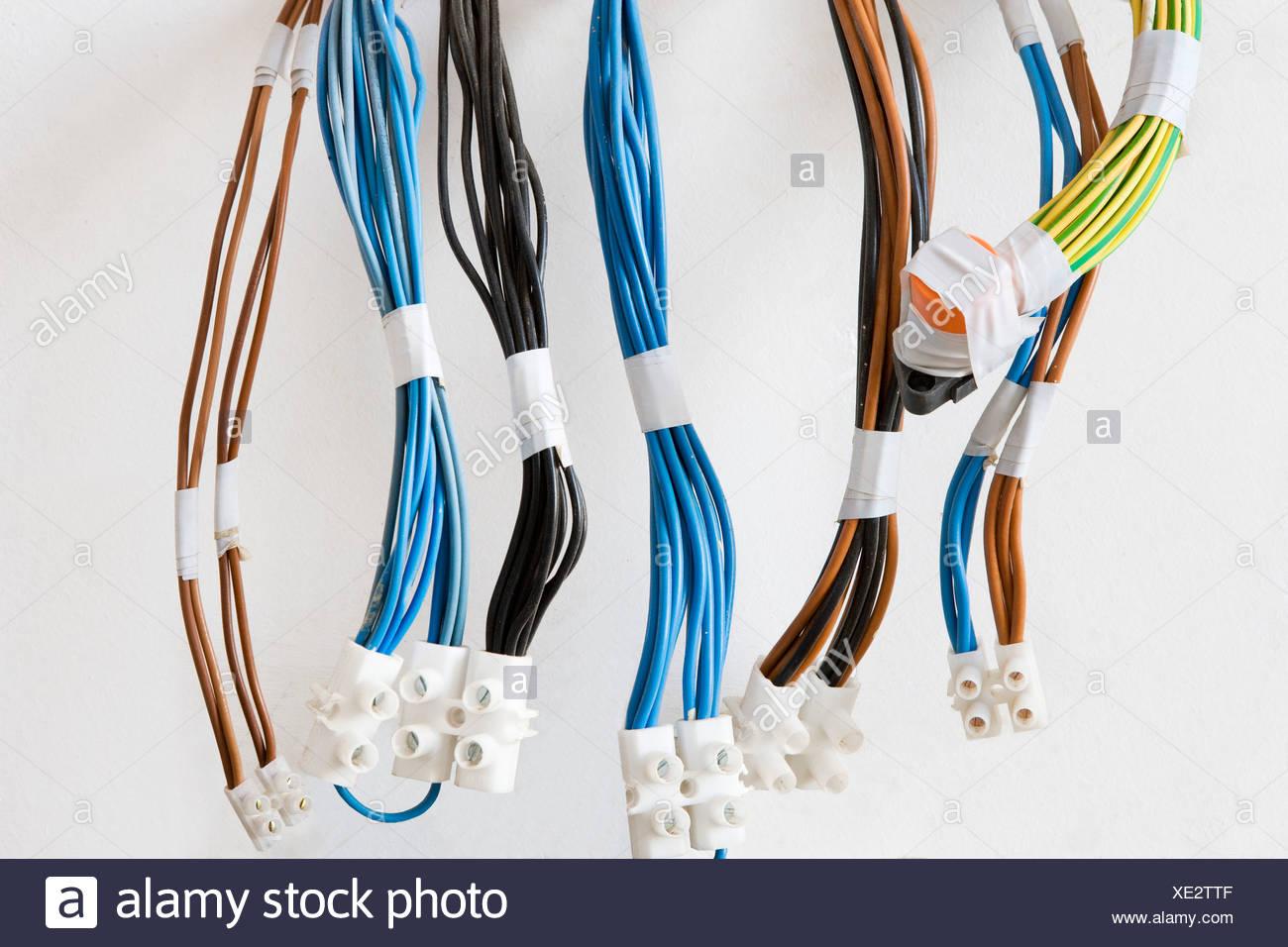 Niedlich Elektrische Kabel Und Kabelprüfung Galerie - Elektrische ...