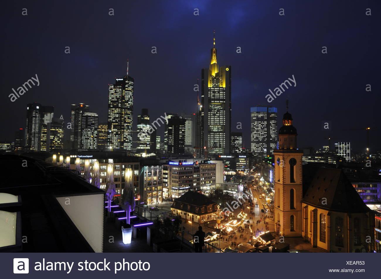 Weihnachtsmarkt Frankfurt Am Main.Weihnachtsmarkt Frankfurt Am Main Hauptwache Katharinenkirche