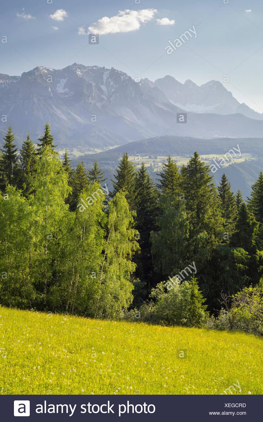 Dachstein, Haus Im Ennstal, Steiermark, Österreich Stockbild
