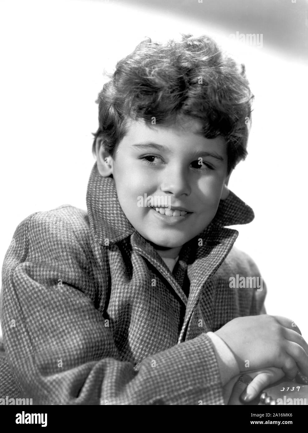 """Dean Stockwell, Publicidad retrato de la película, """"Home Sweet homicidio"""", MGM, 1946 Foto de stock"""