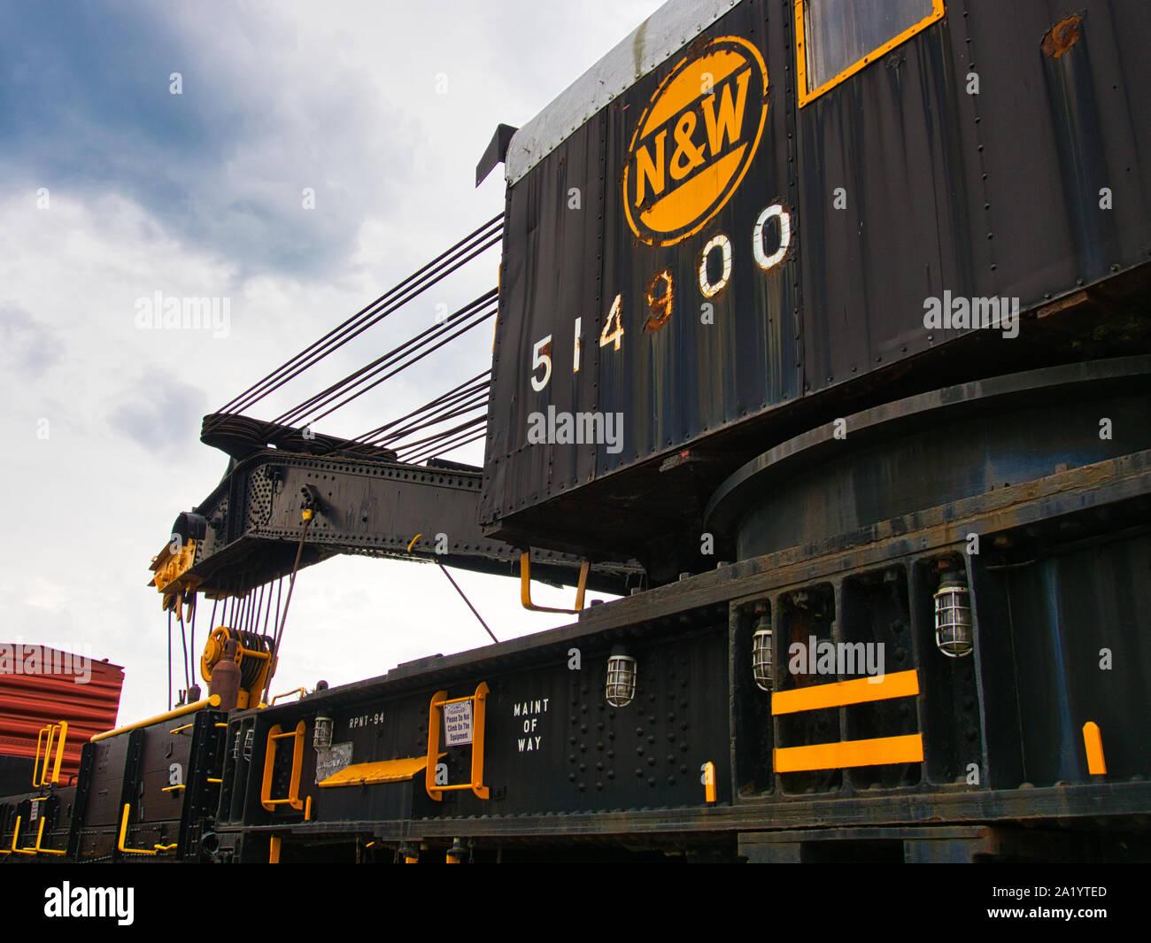 Ferrocarril N Y W Imágenes De Stock Ferrocarril N Y W