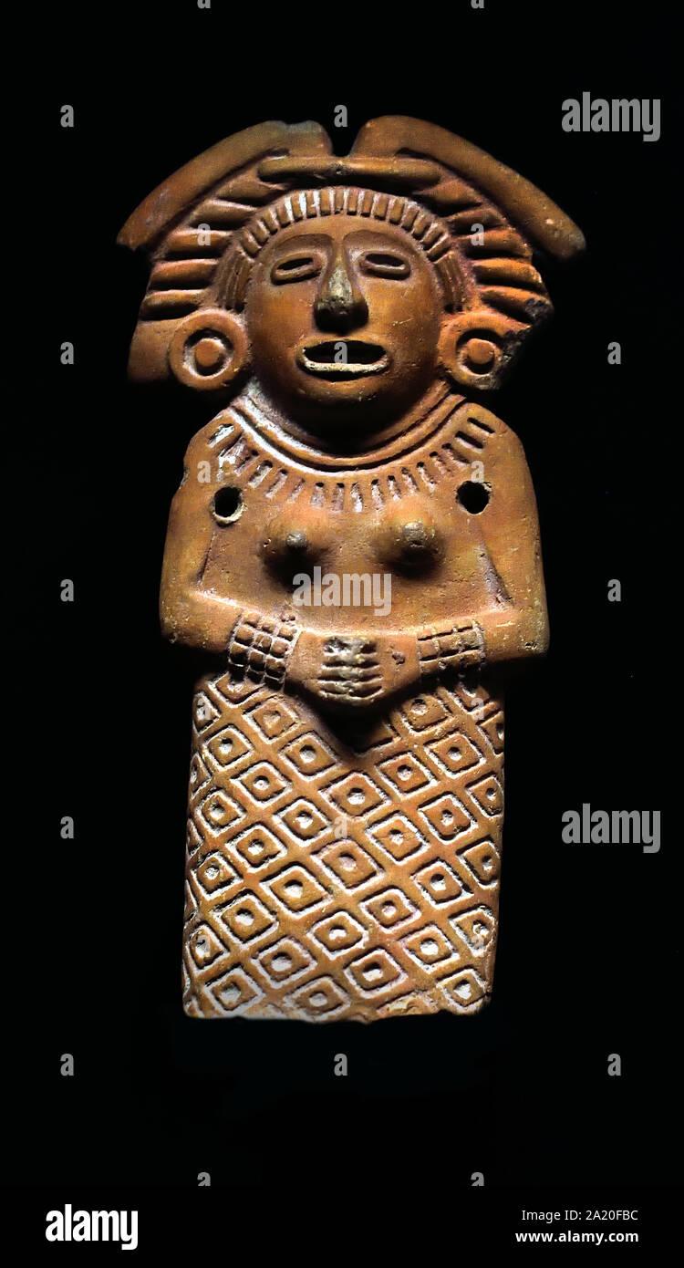 Cihuacoatl Diosa De La Fertilidad Los Aztecas La Cultura Mesoamericana En La Región Central De México Post Clásico De 300 A 1521 America American Fotografía De Stock Alamy