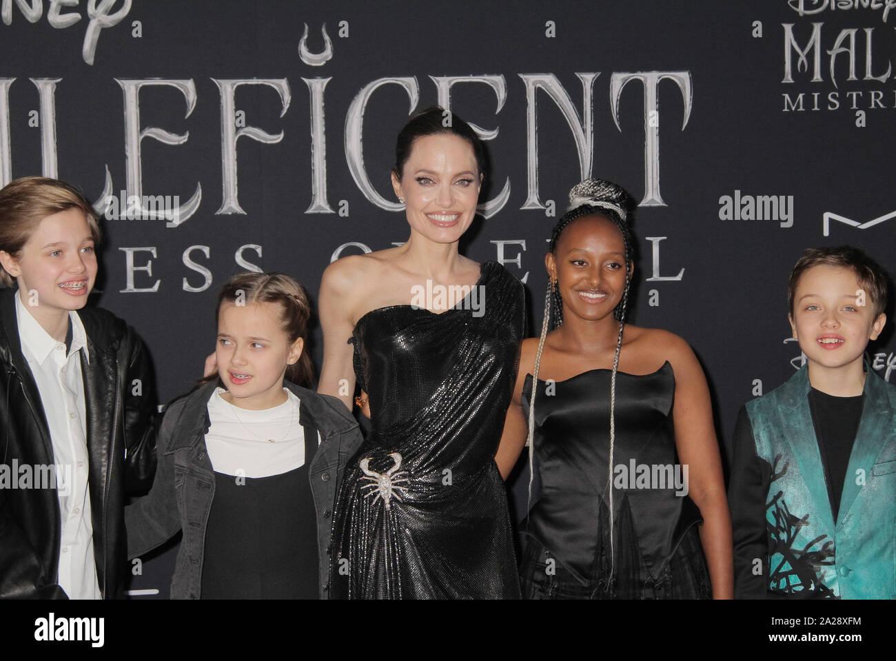 Shiloh Nouvel Jolie Pitt Vivienne Marcheline Jolie Pitt