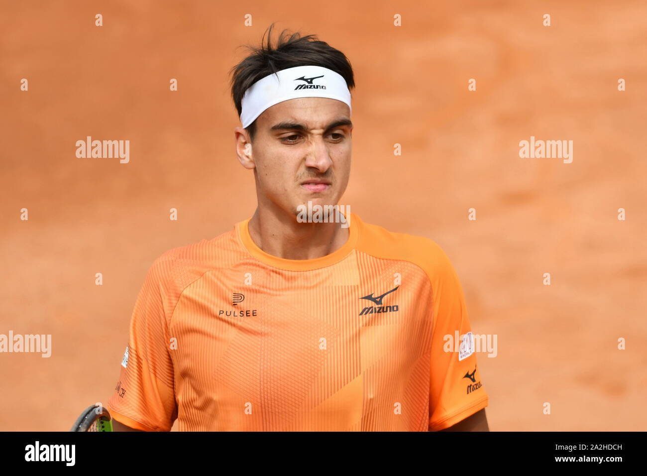 Lorenzo en Roma sonego Internazionali Bnl 2019 , Roma, Italia, 13 de mayo de 2019, Tenis Tenis TENIS Internationals Foto de stock