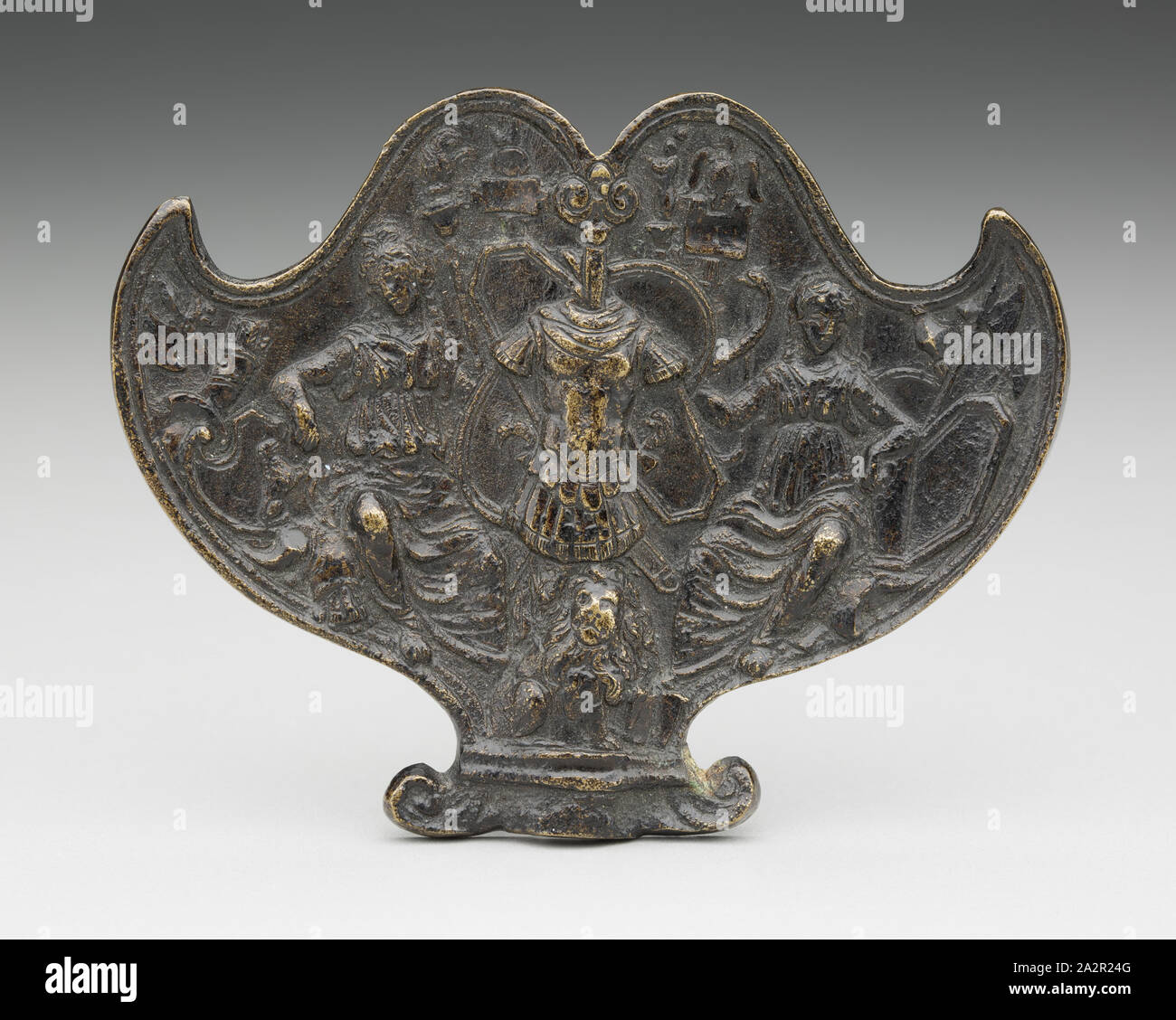 Escultura fútbol jugador Antik-estilo bronce personaje moderna trofeo trofeo
