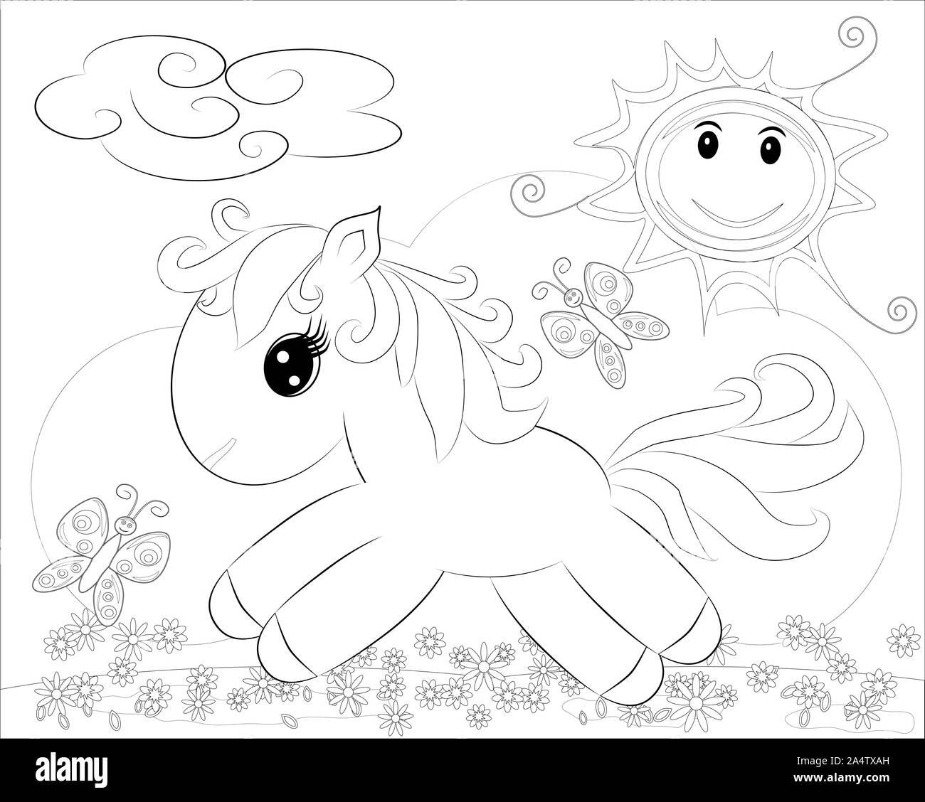 My Little Pony Cartoon Imágenes De Stock My Little Pony