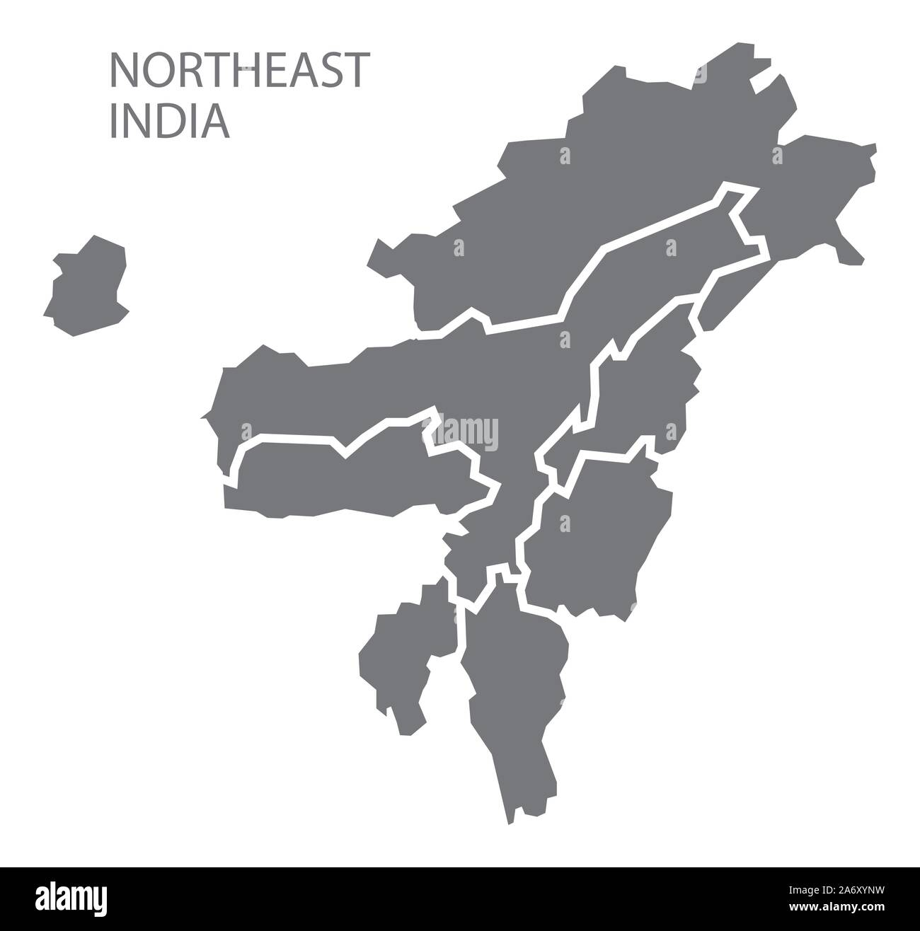 Map Northeast Region Fotos E Imagenes De Stock Alamy
