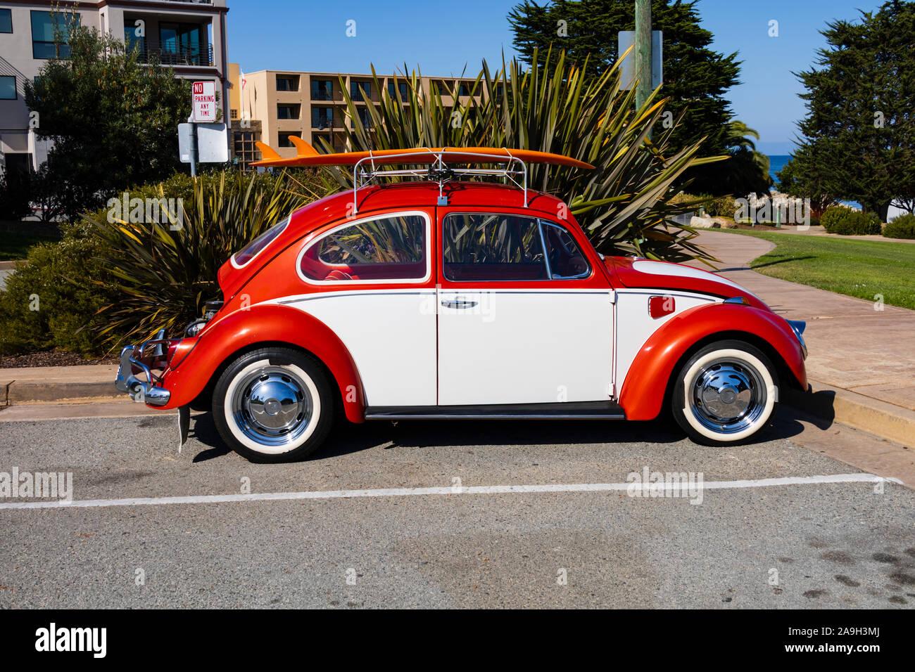 Custom Volkswagen Beetle Fotos E Imagenes De Stock Alamy