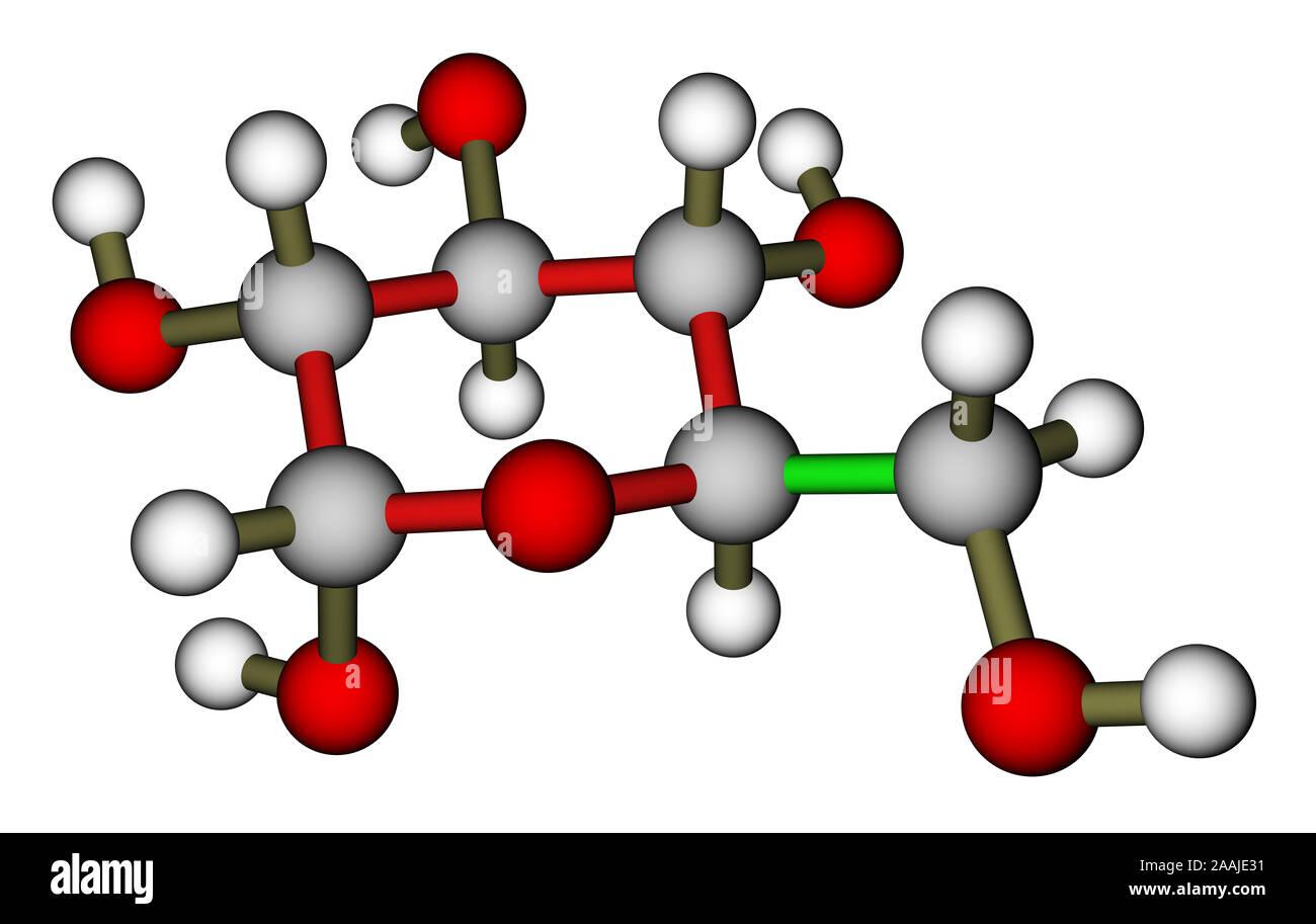 Molécula De Glucosa Imágenes De Stock Molécula De Glucosa