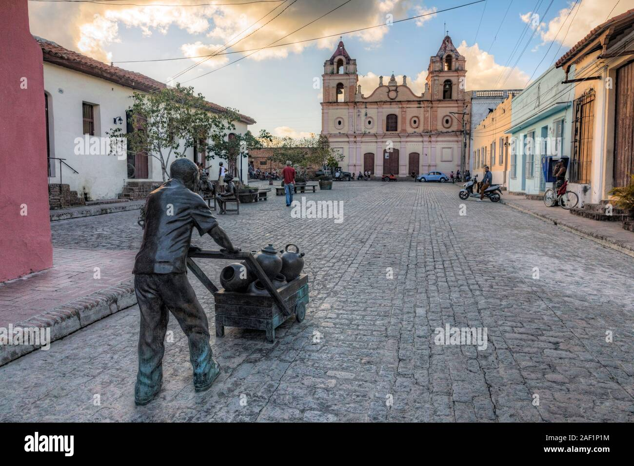 Camagüey, Cuba, América del Norte Foto de stock