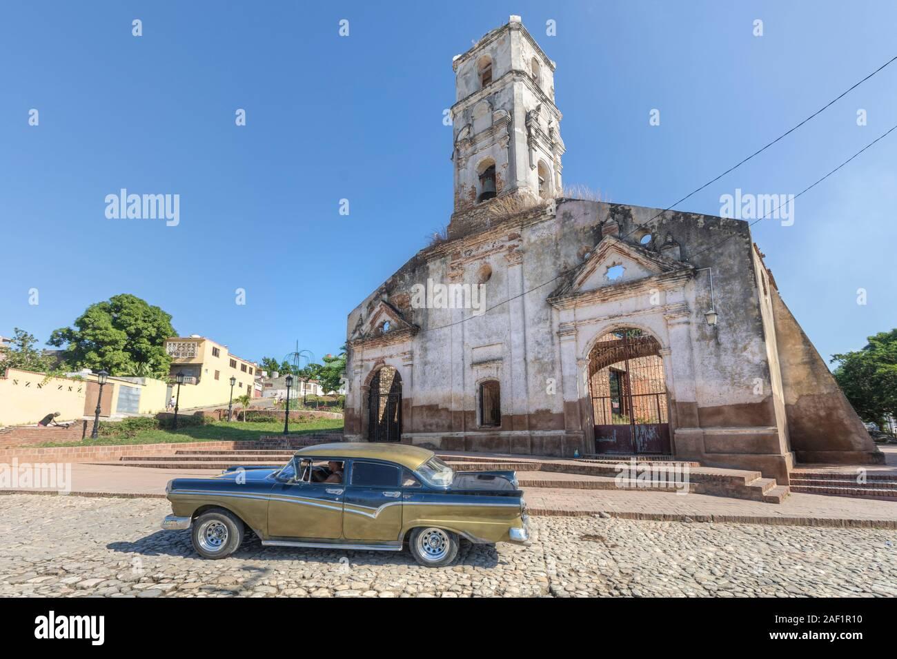 Trinidad, Sancti Spíritus, Cuba, América del Norte Foto de stock