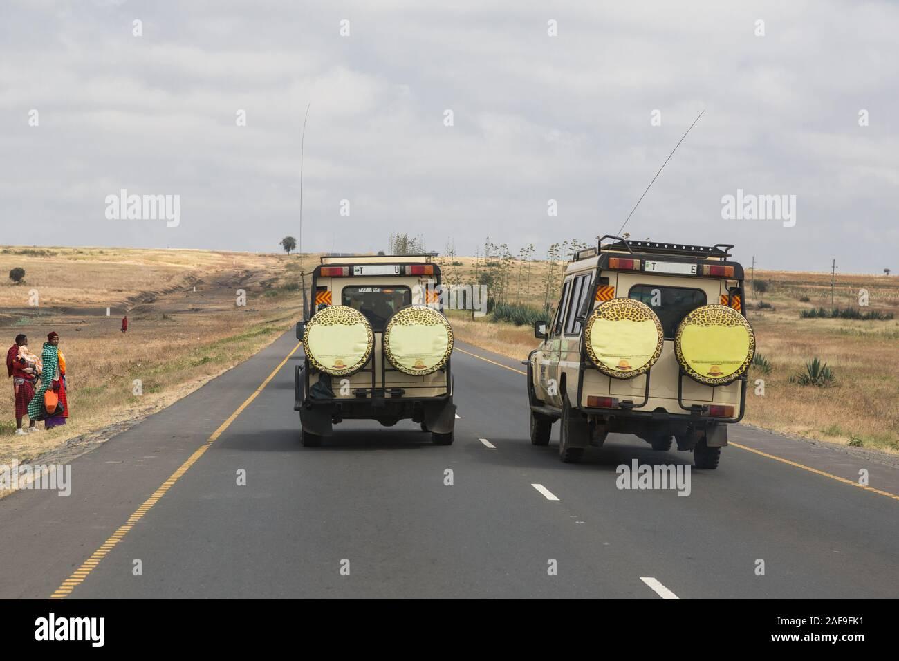 Region del norte de tanzania